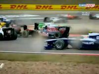 Лучшие моменты Формулы-1 сезона 2010.