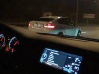 BMW X6M против BMW X6M — уличные гонки клонов.