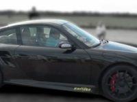 Драг рейсинг с  участием Porsche 911 Turbo.