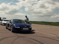 Audi RS6 Evotech в онлайн видео гонок по драг рейсингу.
