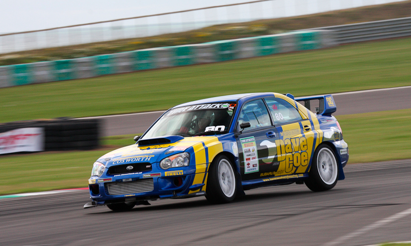 Subaru impreza Sti Time Attack