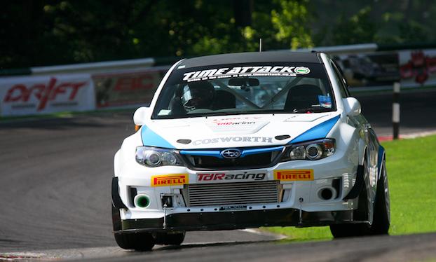 Subaru Impreza STI для гонок Time Attack фото